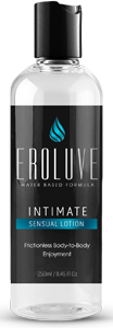 Eroluve water-based lubricant